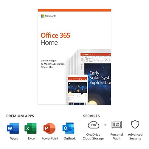Microsoft Office 365 Home   up t...