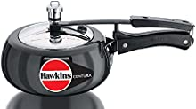 Olla a presión Hawkins Contura Anodizado Duro modelo M26 de 2 litros