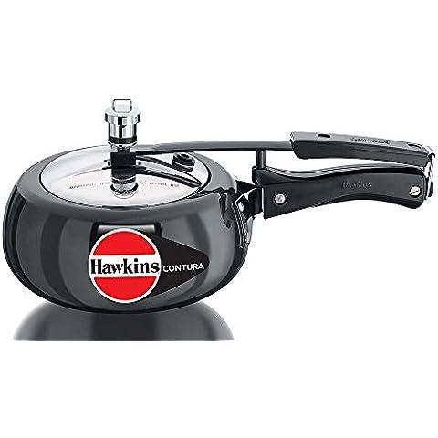 Contura, Hawkins-Pentola a pressione in alluminio anodizzato duro, 2 litri