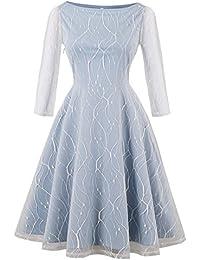ad85907d19dc Amazon.it  vestiti donna - La vogue   Vestiti   Donna  Abbigliamento