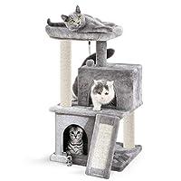Eono Essentials Árboles para Gatos rasguña lo