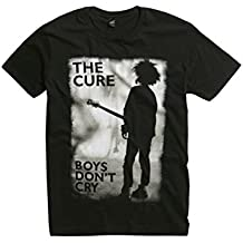 The Cure Boys Don 't cry camiseta
