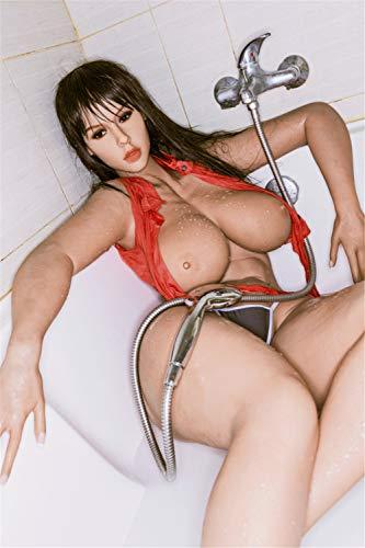 HRhetrin Big Ass Real Sexpuppe fur Manner Lebensecht Große Brust H-Cup Liebespuppen Weiblich Sex Spielzeug Herren - 2