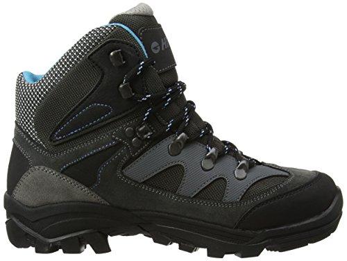 Hi-Tec Damen Altitude Ultra I Waterproof Trekking-& Wanderstiefel Grau (Charcoal/cornflower/sprout)