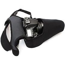 L neopreno impermeable cámara Liner cubierta de la caja del paquete protector para Canon 760D 750D 700D 600D 550D 18-55 18-135 18-270mm
