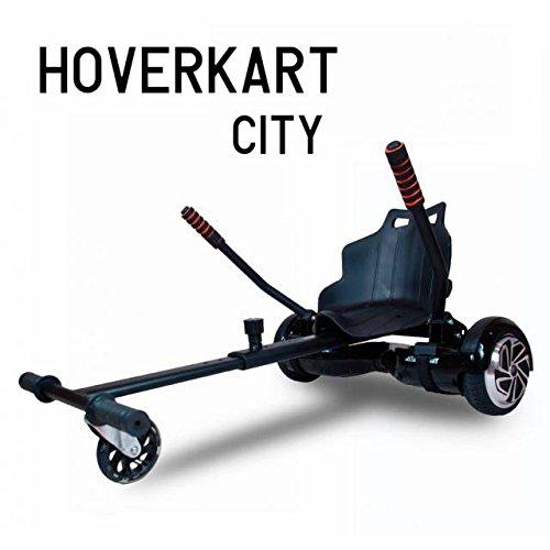 'hoverkart sabway mit Licht LED | Universal passend für Hoverboards 6,5'und 10mehrmarkenvertrieb–elektrischen Stuhl Scooter