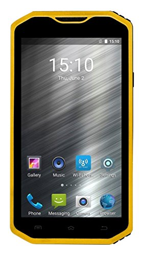 GoClever Quantum 3 550 Rugged Dual SIM 16GB, black