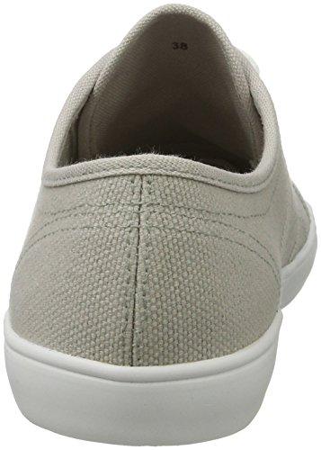 ESPRIT Damen Italia Lace Up Sneakers Grau (Light Grey 040)