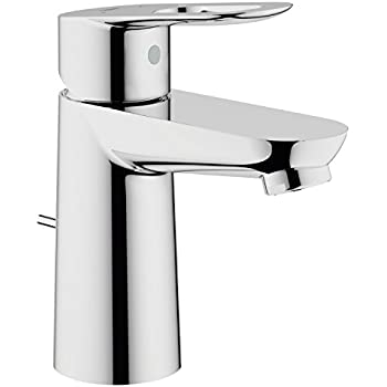 hansgrohe mitigeur de lavabo focus 100 chrome avec garniture de vidage tirette 31607000 amazon. Black Bedroom Furniture Sets. Home Design Ideas