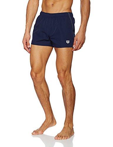 Arena X-Short Fundamentals Bañador, Hombre, Azul (Navy/White), M