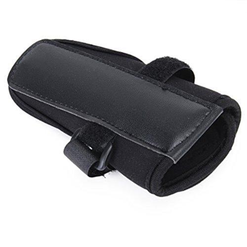 Winomo Golf Handgelenkstütze Band Swing Trainings Richtige Spannhilfen Golf-Praxis-Werkzeug (Black)