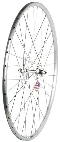 sta-tru Silber Formula versiegelt Bearing High Flansch 32H Track Hub Vorderrad (700x 20)
