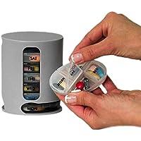 SODIAL 7 Tage Pille Organizer fuer Aufbewahrungskoffer kompact Tissue Mini Pille Aufbewahrungsbox Medikament Aufbewahrungsbox preisvergleich bei billige-tabletten.eu