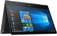 HP 13-ar0008ne Envy x360 Convertible Laptop 13.3 inches LED Convertible Ultrabook (Black) - AMD Ryzen 7 3700U