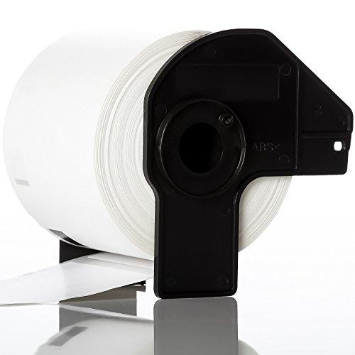 iTecXpress24 - Brother kompatibel DK11202 Adressetiketten für Brother QL 500 BS