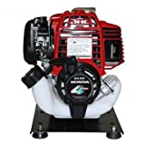 Honda Power Equipment WX10TA 52 PSI 4-Stroke Engine Gasoline Powered Water Pump