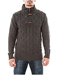 Ritchie - Pull Col Montant Littel - Homme