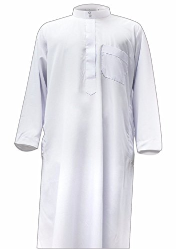 Provided Echte Marokkanische Thawb Other Men's Clothing Men's Clothing Jubba Kandorah.dishdash.jubba.thobes.size 54 & 56 Pretty And Colorful