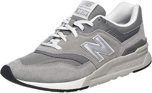New Balance 997H Core, Zapatillas para Hombre, Plateado (Marblehead), 37 EU