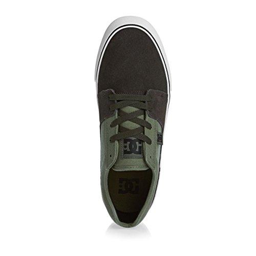 DC Shoes Tonik M, Chaussures de skate homme Green
