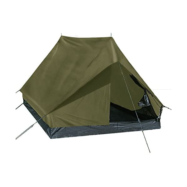 TWO MAN TENT SUPER MINI PACK OLIVE 2