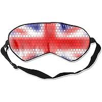 Schlafmasken mit britischer Flagge – bequeme Schlafmaske für Reisen, Nacht, Mittagsschlaf Mediation, Yoga preisvergleich bei billige-tabletten.eu
