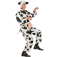 Widman - Disfraz de vaca para hombre, talla XL