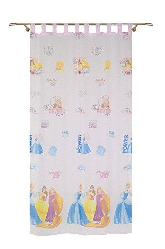 Disney Princess Schlaufenschal Polyester Weiß 245 x 140 cm