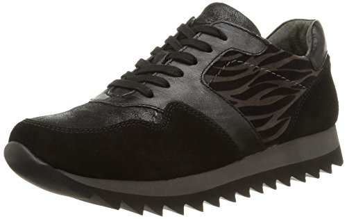 Gabor 33-301-37, Women's Low-Top Sneakers, Black (Schwarz A), 6 UK (39 EU)