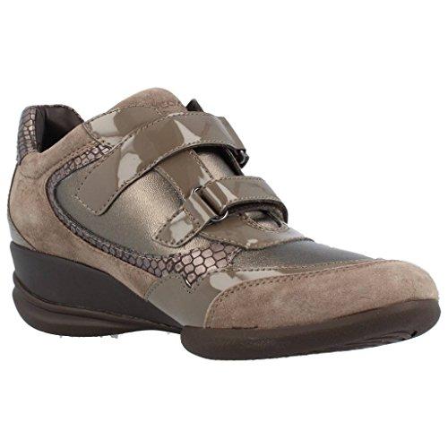 Geox - D Persefone A, Sneakers da donna Marrone