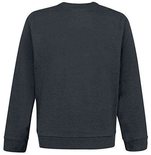 The Walking Dad Sweat-Shirt schwarz Schwarz