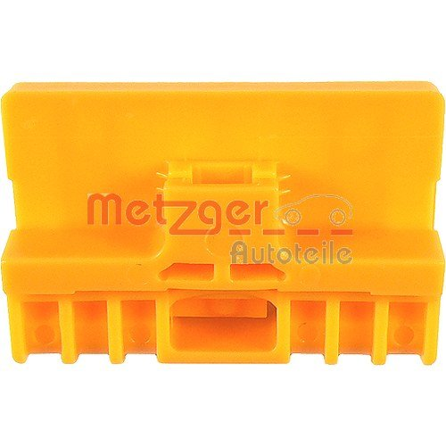 Metzger 2160151 Gleitbacke, Fensterheber