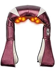 G&M Cuello y hombro Massager de la terapia para el dolor alivia los músculos doloridos Cuerpo Relajación