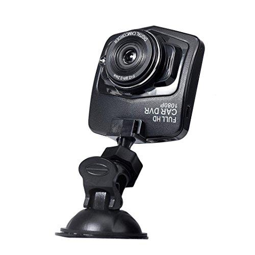 Bluestercool 1080P volles HD Auto DVR Träger-Kamera-Recorder-Schlag-Nocken G-Sensor -
