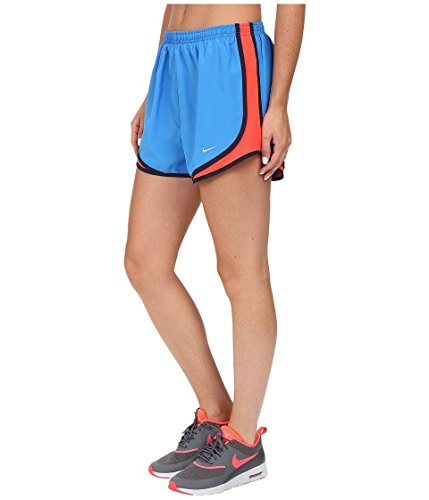 Nike WOLF Tempo Shorts Running BRIGHT CRIMSON BLUE LT GREY da PHOTO ppwOzqr