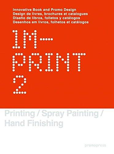 Imprint - tome 2 Design de livres, brochures et catalogues (02) par Aa.Vv.