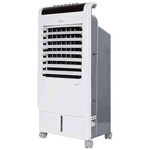 ChenCheng Tragbare Klimaanlage -7L große Kapazität Wassertank, Dual-Temperatur und Kälte, Wassermangel Schutz, Home Remote Silent Timing Befeuchtung Reinigung mobile Kühlung Klimaanlage -29.5X38.8X82. -