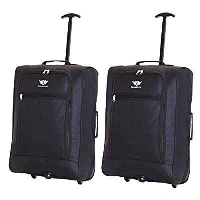 Slimbridge Montecorto Set of 2 Cabin Luggage Bags - cheap UK light store.