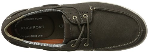 Rockport Gryffen Two Eye, Chaussures Bateau Homme Braun (breen)