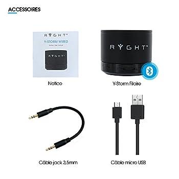 Ryght Y-storm Bluetooth R481306 Usb, Bluetooth, Wireless 5