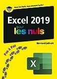 Excel 2019 pour les Nuls pas à pas...