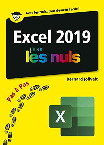 Excel 2019 pour les Nuls pas à pas par  Bernard JOLIVALT