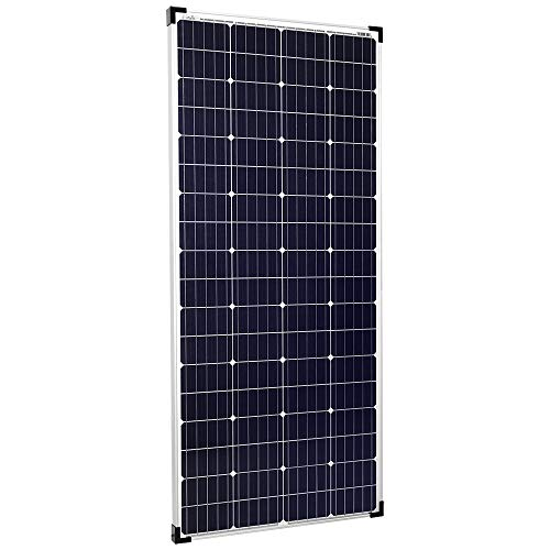 Offgridtec 180W 36V Solarmodul monokristallin ideal für 12V und 24V Batterieladung
