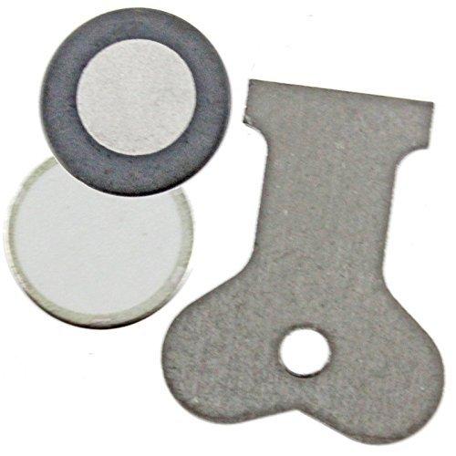 spares2go Transducer Festplatten für Dimplex Elektroheizung/Fire (2Stück) -