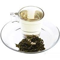 Aromas de Té - Té Verde a Granel con Frutos Rojos Ecológico con Cáscara de Naranja