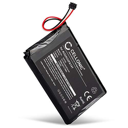 Cellonic® Qualitäts Akku kompatibel mit Garmin Nüvi 2597LMT Nüvi 2599LMT Nüvi 2589LMT Nüvi 2559LMT Nüvi 2539LMT (1000mAh) AI32AI32FA14Y Ersatzakku Batterie (Nuvi 2595lmt Garmin Gps)