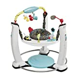 #6: Evenflo ExerSaucerJump and Learn Stationary Jumper Jam Session
