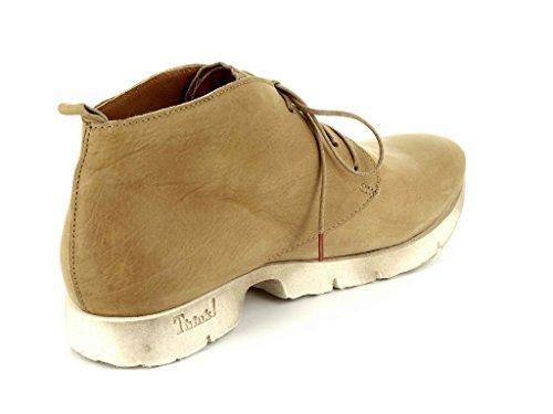 Think Renna 86732-51 Damen Boots & Stiefeletten in Mittel Braun