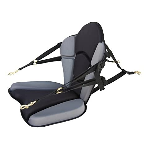 GTS Expedition Molded Foam Kayak Seat - No Pack by Surf To Summit