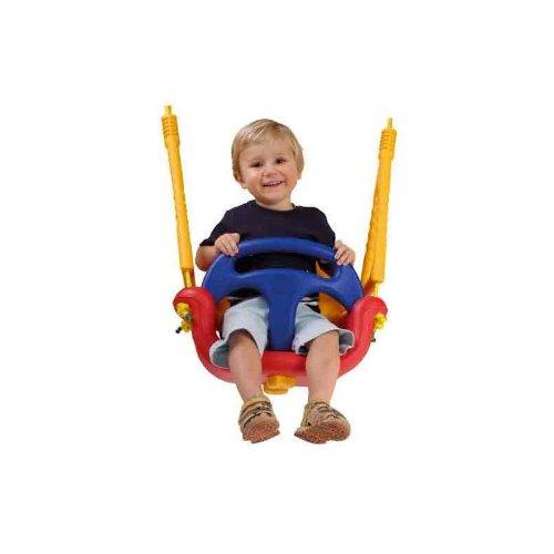 Twipsolino 00130 Twipsolino Babyschaukel 3 in 1 Die Schaukel, die mitwächst